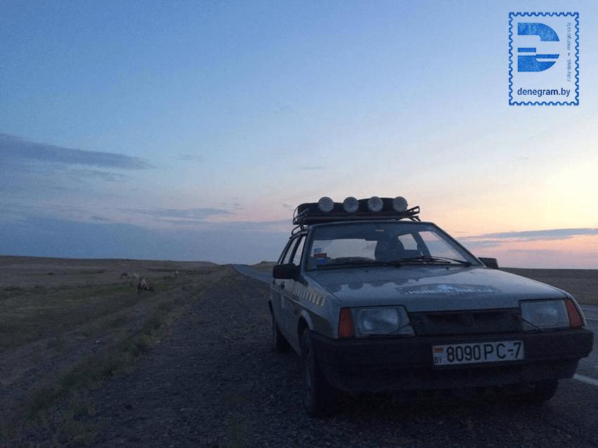Дневник Монгольского ралли - новые приключения Опасных ребят