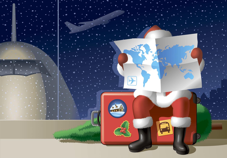 Как путешествовать на Новый год и не разориться. Проверено на себе