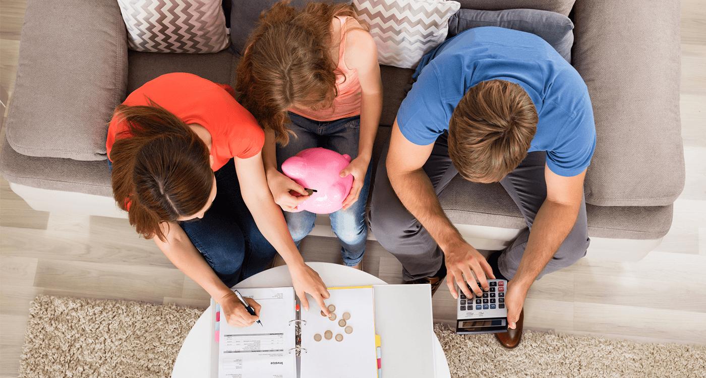 Дети и деньги: 10 родительских ошибок, которые лучше не делать