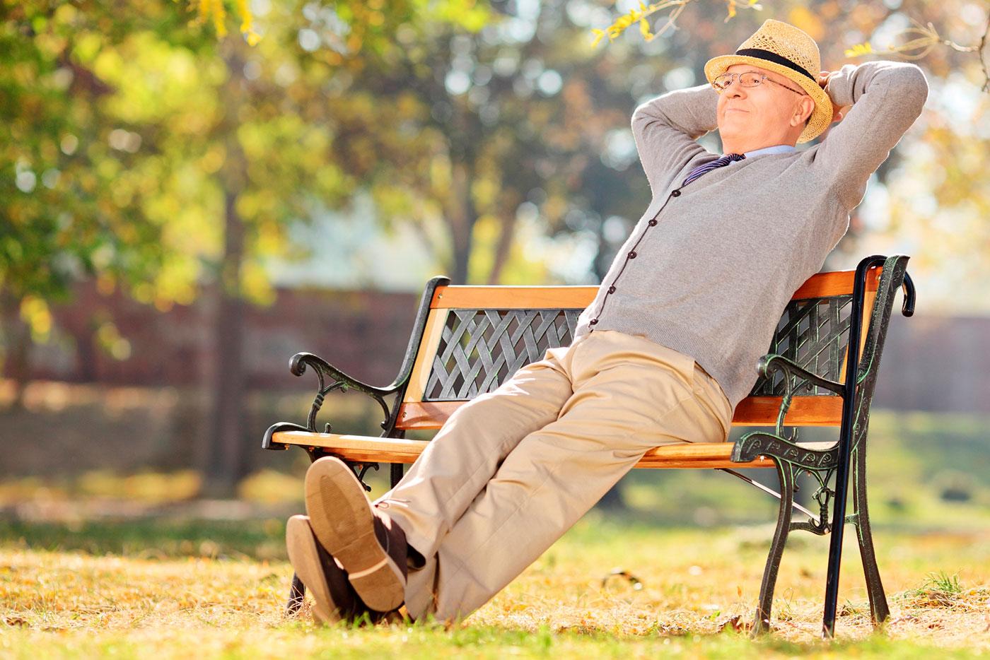 Чтобы не бояться старости, копите на пенсию