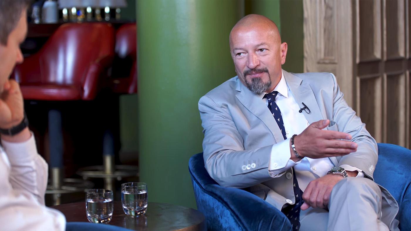 «Большие деньги – это способность делиться»: 10 сильных цитат ресторатора Прокопьева, которые мы услышали лично